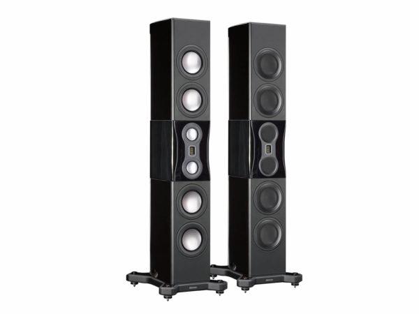 Monitor Audio Platinum PL500 II lattiakaiutin | Ideaali.fi