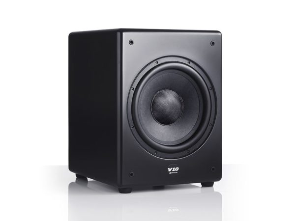 MK Sound V10 subwoofer | Ideaali.fi