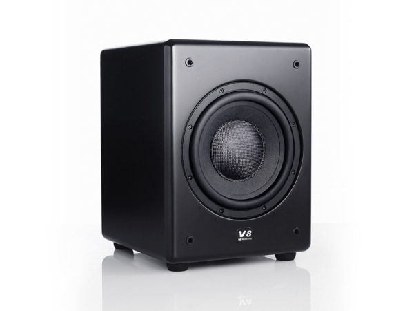 MK Sound V8 subwoofer | Ideaali.fi