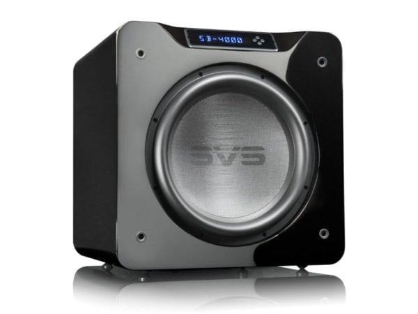 SVS SB-4000 subwoofer | Ideaali.fi