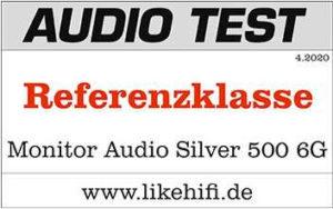 Monitor Audio Silver 500 lattiakaiutin   Ideaali.fi