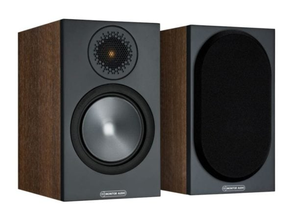 Monitor Audio Bronze 50 jalustakaiutin | Ideaali.fi