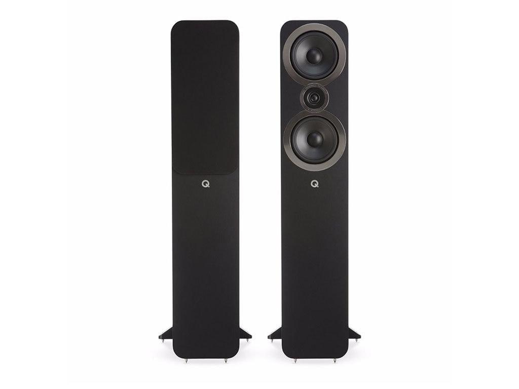 q-acoustics-3050i-musta