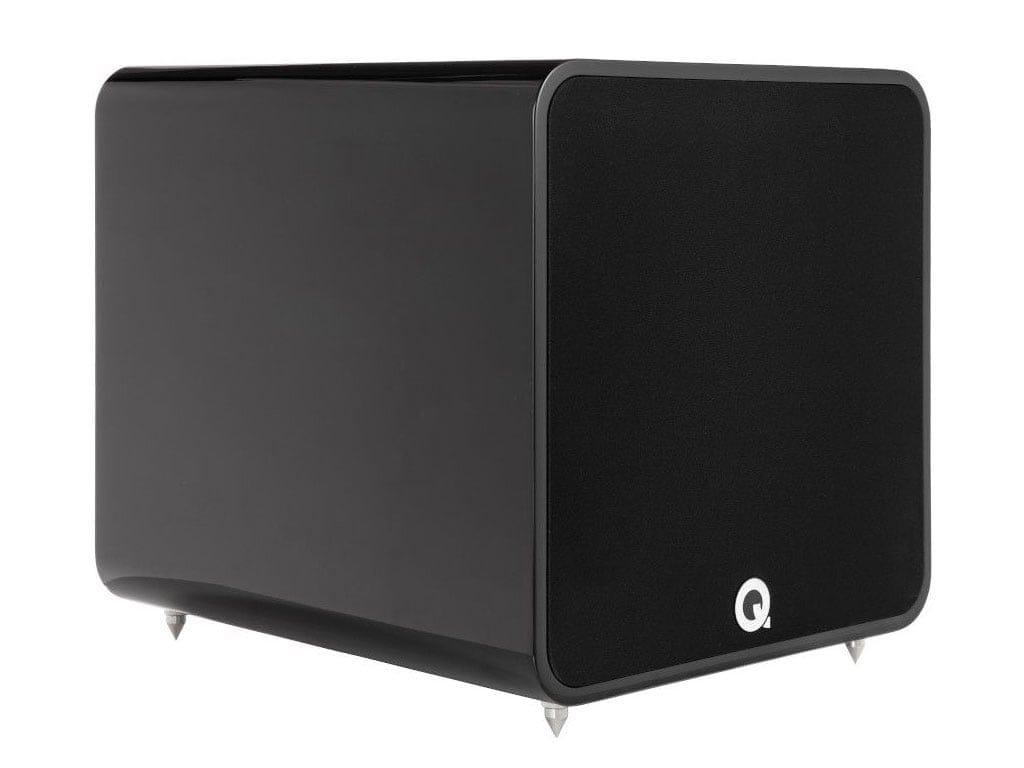 q-acoustics-b12-kiiltomusta