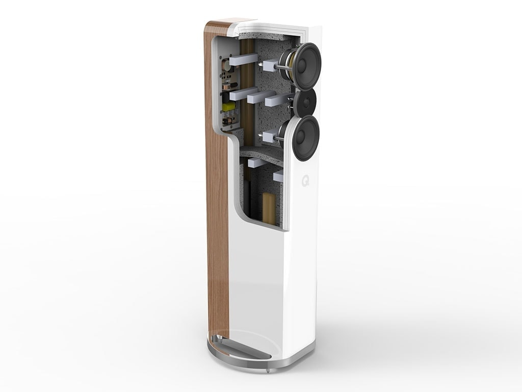 q-acoustics-concept-500-rakenne