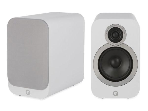 Q Acoustics 3020i -jalustakaiuttimet | Ideaali.fi