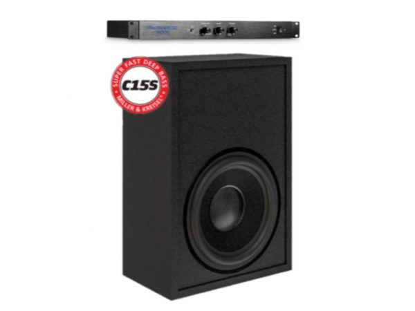 MK Sound C15s subwoofer | Ideaali.fi