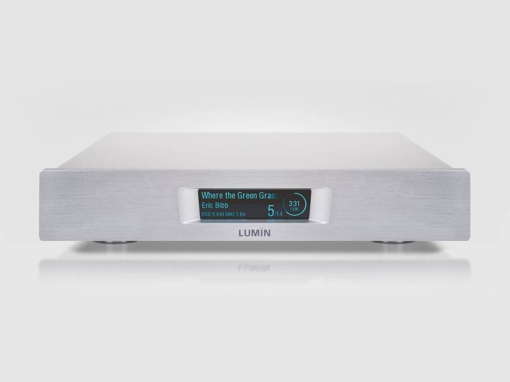 LUMIN-D2-silver-front-on-white