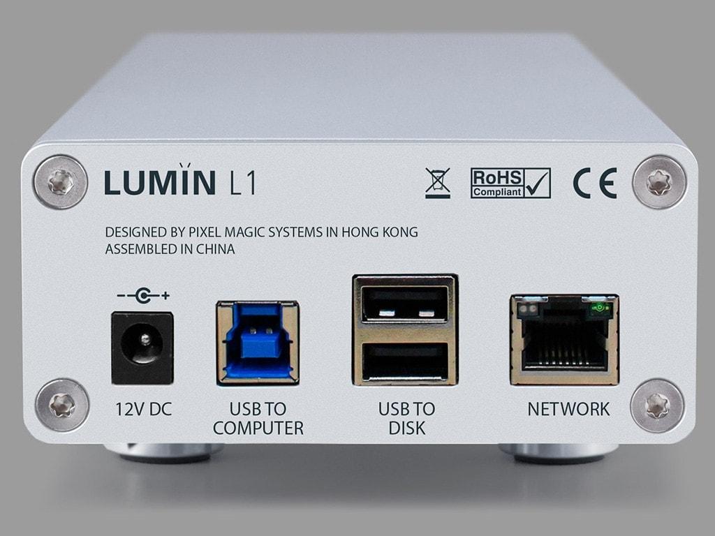 LUMIN-L1-liitannat