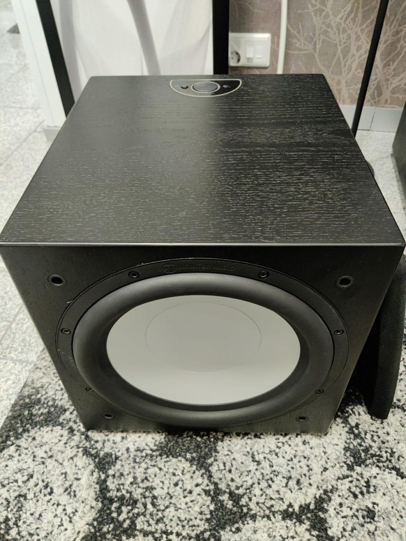 Monitor Audio Silver W12 käytetty