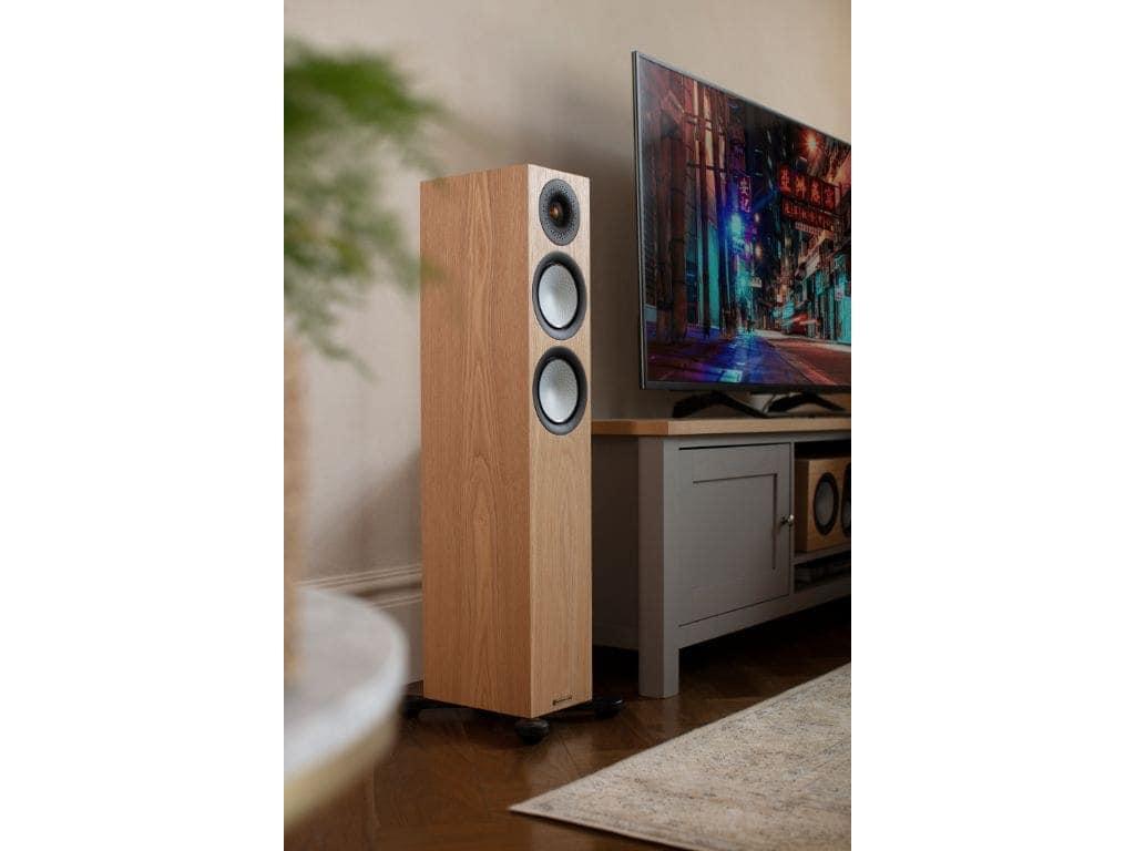 Monitor Audio Silver 200 7G lattiakaiutin   Ideaali.fi