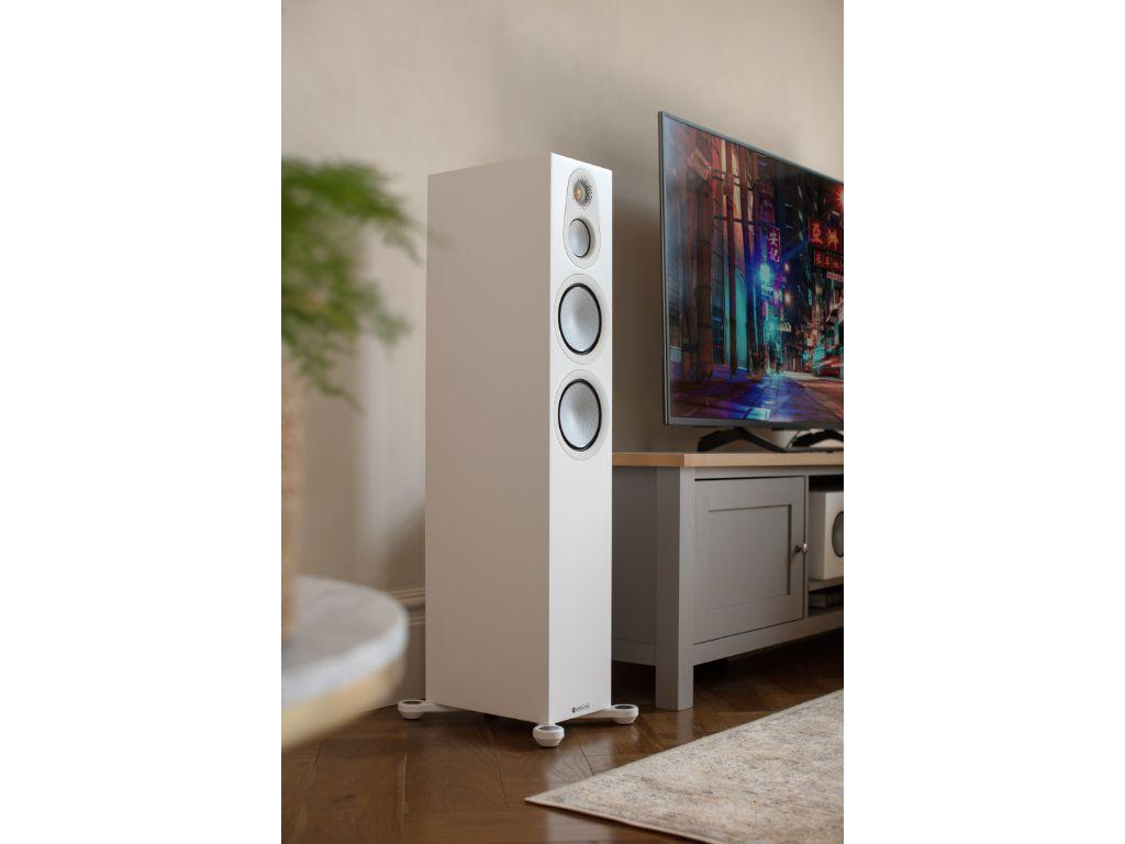 Monitor Audio Silver 300 7G lattiakaiutin | Ideaali.fi