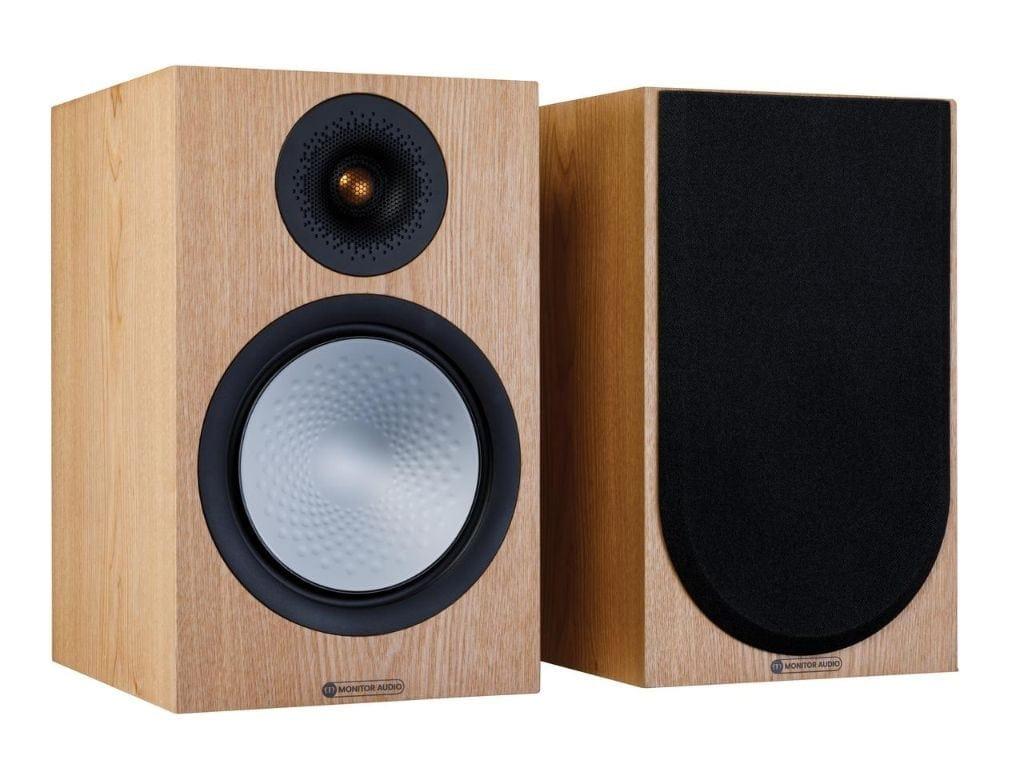 Monitor Audio Silver 100 7g jalustakaiutin