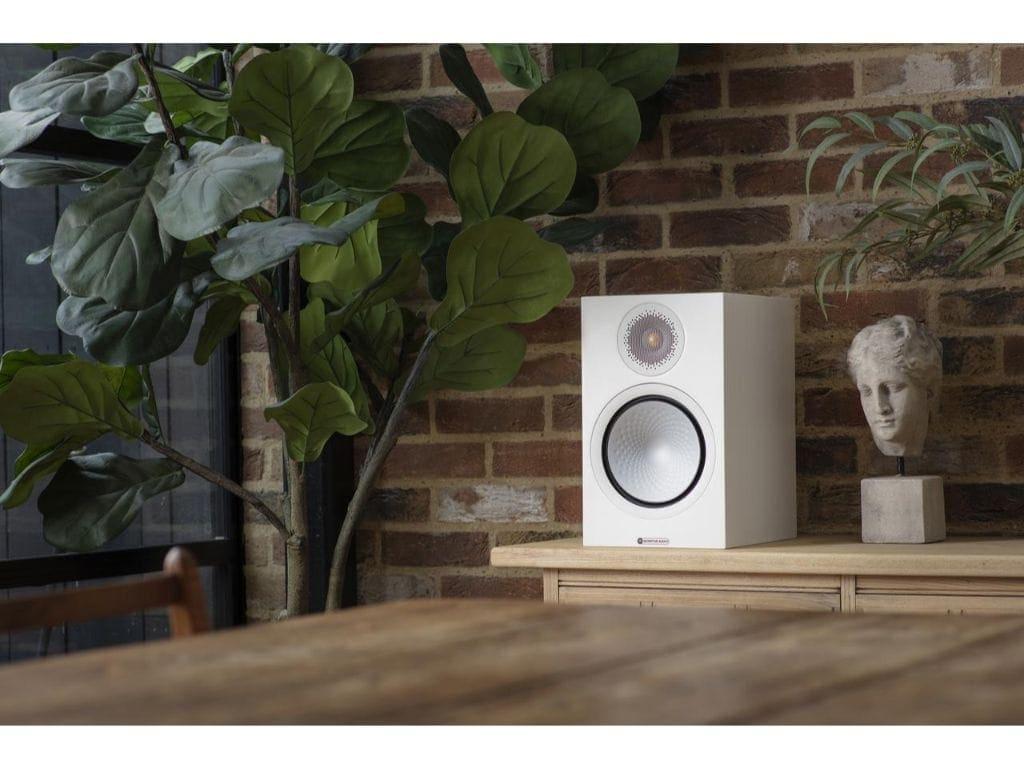 Monitor Audio Silver 100 7G jalustakaiutin | Ideaali.fi
