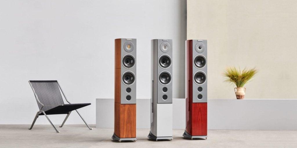 Audiovector R6 Arrete lattiakaiutin   Ideaali.fi