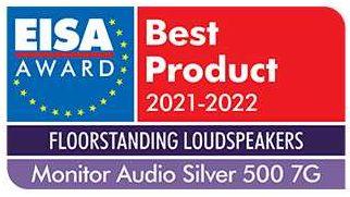 Monitor Audio Silver 500 7G lattiakaiutin | Ideaali.fi
